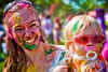 HOLI FEST festival of colors in Poltava